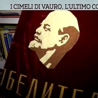 I cimeli di Vauro, l'ultimo comunista – La7 – VIDEO